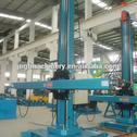 column and boom welding machine