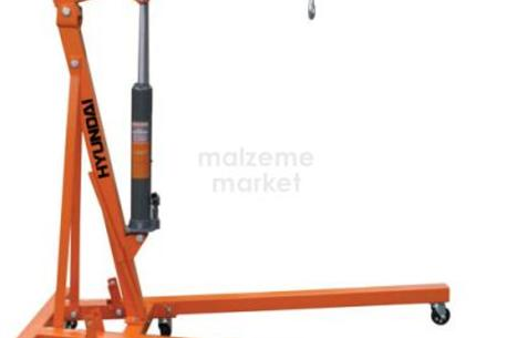 hydraulic engine crane lifting