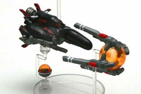 R-Type Ship + Force model