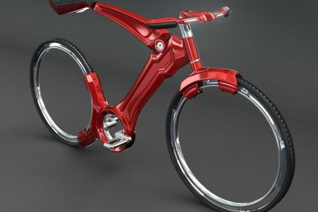 a featured bicycle