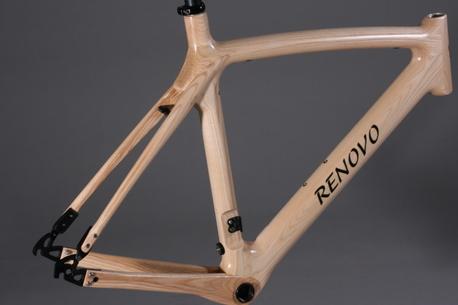 wooden bike frame - Wooden Bike Frame