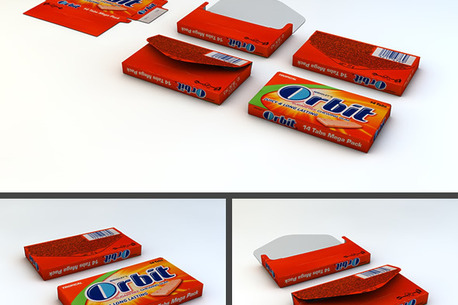 """research of chewing gum packaging Chewing gum improves """"it's been well established by previous research that chewing gum can benefit you can trust that claims made on packaging and."""