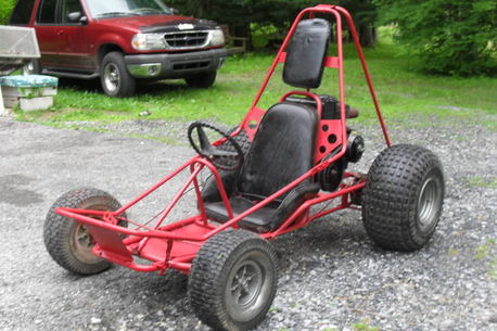 Build your own off road buggy plans