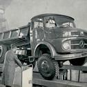 Truck Mercedez Benz 1114