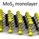 MoS2 atomic structure drawing?