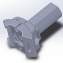Convert .stp to Solidworks 2014 .sldprt