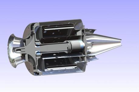 KJ66, Radial Engine Drawings.