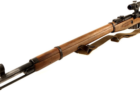 Mosin Nagant Solid Works Model