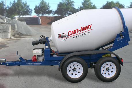 Grabcad - Mezcladora de cemento ...